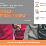 """Program Ministerstwa Rodziny, Pracy i Polityki Społecznej """"Opieka wytchnieniowa"""" – edycja 2020"""