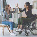 """""""Aktywni niepełnosprawni – narzędzia wsparcia samodzielności osób niepełnosprawnych"""""""